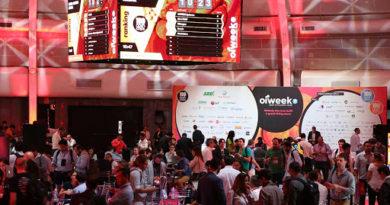 Startups apresentam seus negócios a grandes empresas na Oiweek