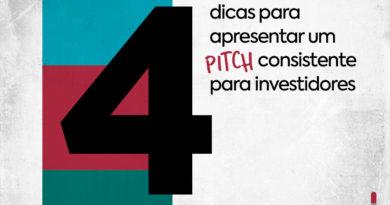 4 dicas para apresentar um pitch consistente para investidores